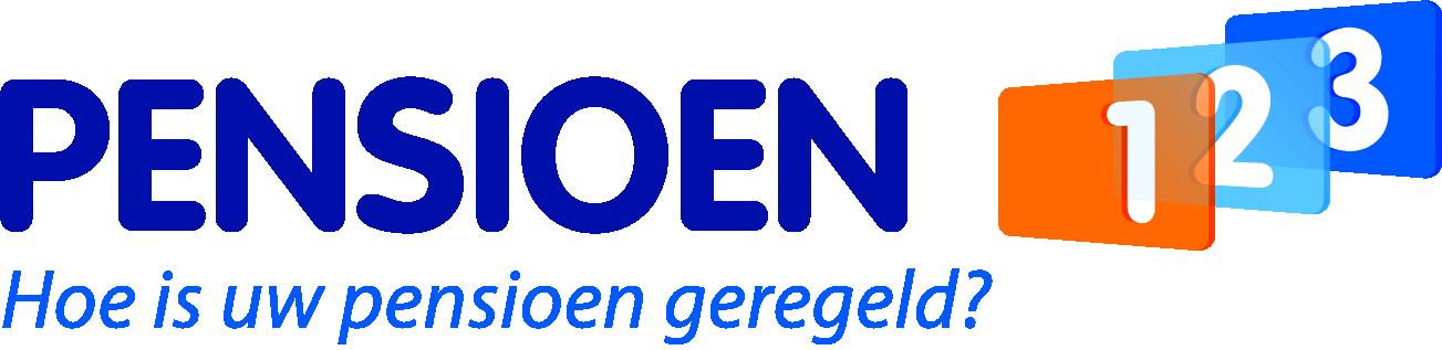 logo pensioen 123 laag 1